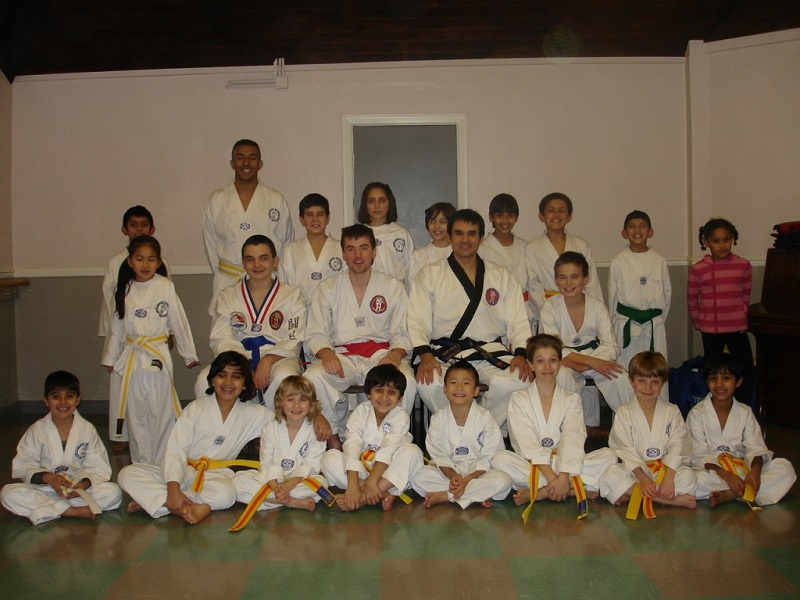 South Woodford Tae Kwon Do Club 2010