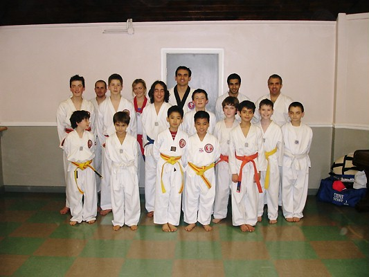 South Woodford Tae Kwon Do Club 2005